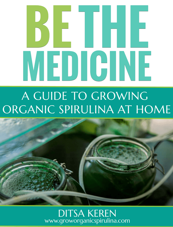Learn How to Grow Your Own Spirulina 100% Organically