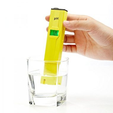 Dr. Meter pH tester is great for Spirulina home and laboratory pH testing applications including aquariums, photobioreactors and raceway ponds