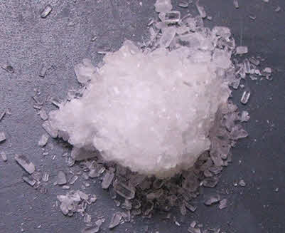 Magnesium sulfate (MgS04)
