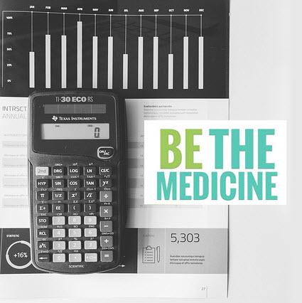 be the medicine organic formula 2014