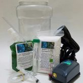 ***COMPLETE Spirulina Grow Kit*** Includes EVERYTHING! Perfect Science Project.