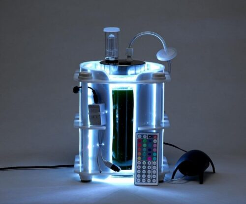 GroFizz Complete LED Photobioreactor Growth System