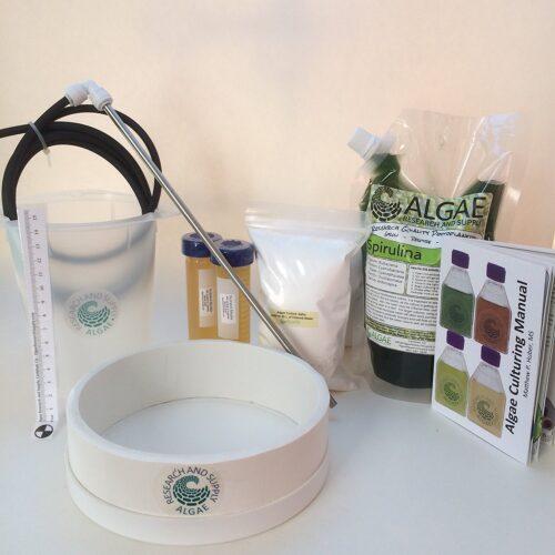 Algae Research Supply: Spirulina Farming Kit