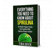 spirulina recipe book protein shake superfood smoothie spirulina energy bar