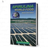 spirulina world food robert henrikson