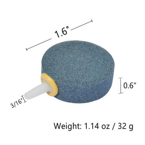 spirulina agitation air stone diffuser