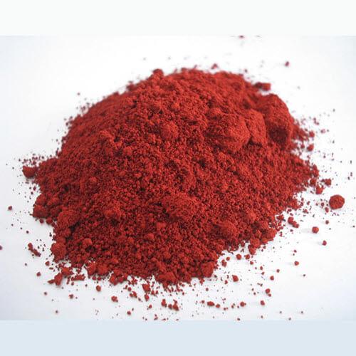 Red-Iron-Oxide Fe2o3