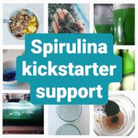 spirulina kickstart support package for new spirulina growers