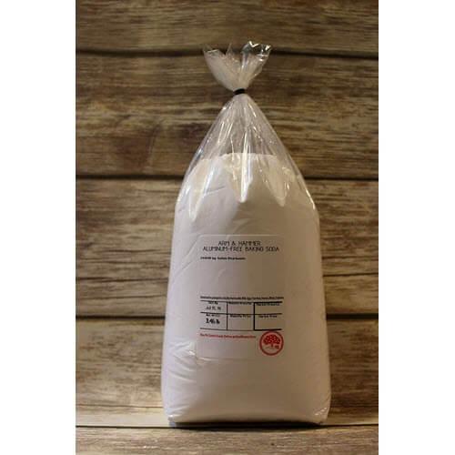 bicarbonate soda for growing spirulina